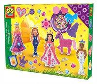 SES Bügelperlenset Prinzessinnen (06071)