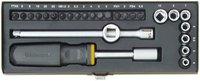 Proxxon Steckschlüsselsatz (28-tlg.) (23072)