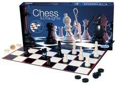 Gibsons Schach- und Dameset (G284)