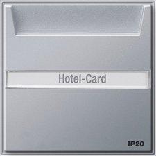 Gira Hotel-Card-Taster mit Beschriftungsfeld (014065)