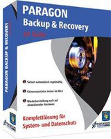 Paragon Backup & Recovery 10 (Win) (DE)