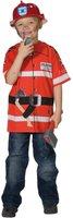 Rubies Spieleshirt Feuerwehr 12830