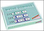 Schubi Verlag Mathe-Dominos - 1 x 1 Set A