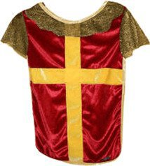 Trullala Ritterhemd rot gold