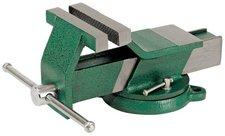 HM Müllner Schraubstock AF124 drehbar 100 mm