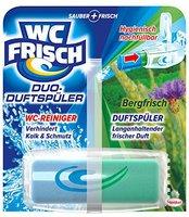 WC Frisch Duo-Duftspüler Bergfrisch