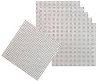 Ministeck Platten weiß Nr.2 (31202)