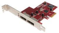 StarTech.com 2 Port PCI eSATA (PEXESATA2)