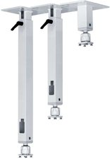PeTa Deckenhalterung  Standard mit Klemmhebel (15 cm)