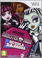 Monster High: Die Monsterkrasse Highschool Klasse Wii