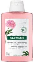 Klorane Shampoo Pfingstrose / Peony für gereizte Kopfhaut (200ml)