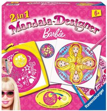 Ravensburger 2in1 Mandala-Designer Barbie