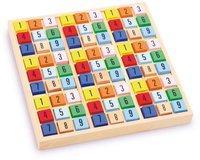 Small Foot Design Sudoku (2117)