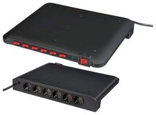 Brennenstuhl Power Manager 6-fach mit Überspannungsschutz PMA