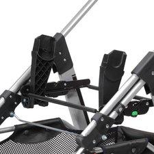 Hartan 9905 Adapter Klick-System Römer für Racer