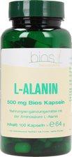 Bios Naturprodukte L-Alanin Kapseln 100 Stk. PZN (4610965)