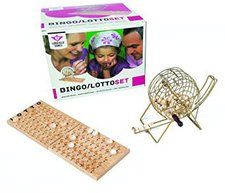Bartl Bingo-Lotto-Set