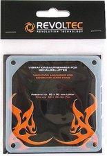 Revoltec Vibrationsaufnehmer 80mm