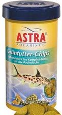 ASTRA Aquaria Grünfutter-Chips mit Spirulina (1000 ml)