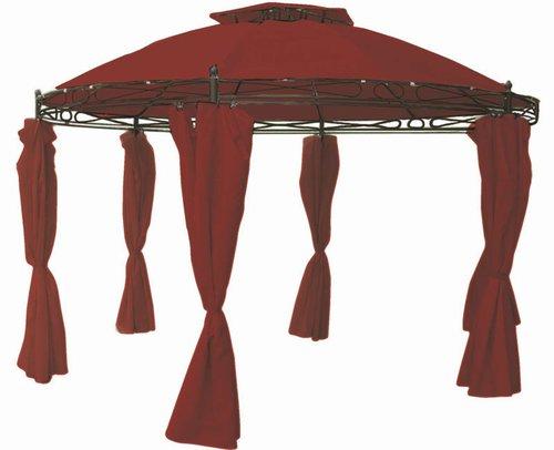 pavillon rund vergleichen und g nstig kaufen preisvergleich. Black Bedroom Furniture Sets. Home Design Ideas