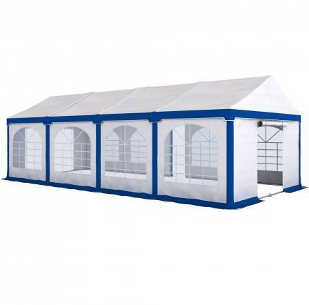 partyzelt 4 x 8 m auf vergleichen und bares geld sparen. Black Bedroom Furniture Sets. Home Design Ideas