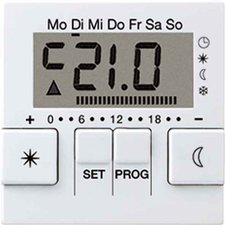 Jung Uhren-Thermostat-Display (A UT 238 D)
