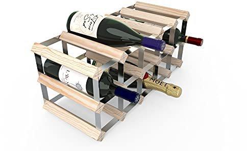 RTA Weinregal für 15 Flaschen Bausatz