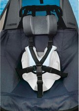 Croozer Ersatzsitzbezug für Kinderanhänger kid for 1