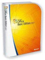 Microsoft Office 2007 Basic MLK (FSC Vista) (DE)