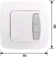 Selve i-Switch PlusTaster