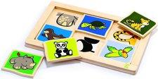 HaPe Ecoline - Holzpuzzle