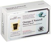 Pharma Nord Omega 3 Naturell Kapseln (80 Stk.)