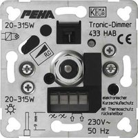 Peha Phasenabschnittdimmer D 433 HAB O.A. (210213)