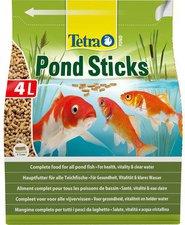Sticks Fischfutter div. Hersteller