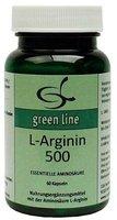 11 A Nutritheke L-arginin 500 Kapseln (60 Stk.)