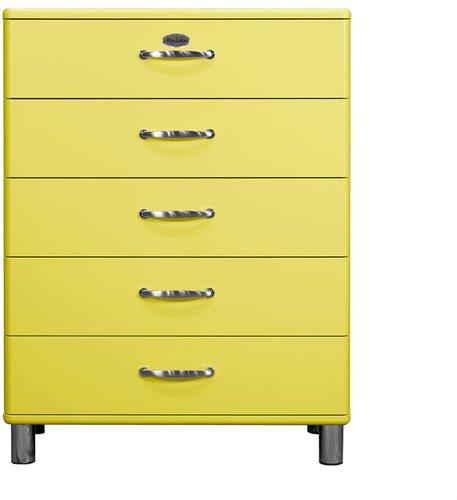 Tenzo Malibu Kommode 5 Schubladen 5295 Gunstig Kaufen