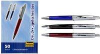 Idena Kugelschreiber blau (50er)