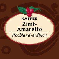 El Puente Röstkaffee Zimt-Amaretto gemahlen (40 g)