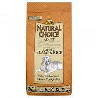 Nutro Choice Adult Light Lamm & Reis (10 kg)