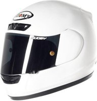 Suomy Apex Plain white