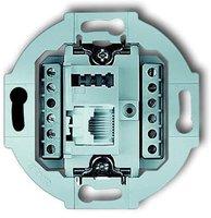 Busch-Jaeger UAE-Anschlussdose (UAE 8(6) / TAE 6F+N)