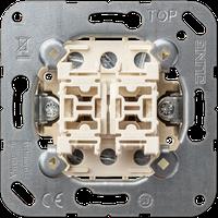 Jung Wippschalter 10 AX 250 V (509 U)