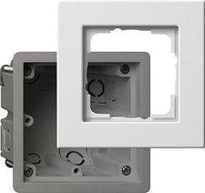 Gira E22 Einbauset für die flache Montageart 1fach (2881201)