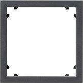 Gira Zwischenplatte mit quadratischem Ausschnitt (028328)