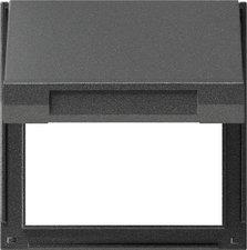 Gira Zwischenplatte mit Klappdeckel (065467)