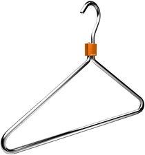 Radius Kleiderbügel Clip orange