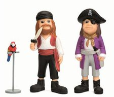 Micki Pippi Langstrumpf - Zwei Piraten und Rosalinda