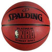 Spalding Basketball NBA Platinum Street Game