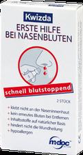 Dr D Lohmann Ph. & Med. Kwizda Erste Hilfe Bei Nasenbluten Nasenstoepsel (2 Stk.)