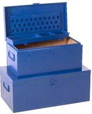 Hünersdorff Kiste aus Stahlblech 690 x 360 x 310 mm